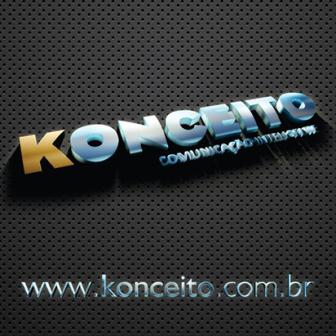 Logo da Konceito Comunicação Inteligente